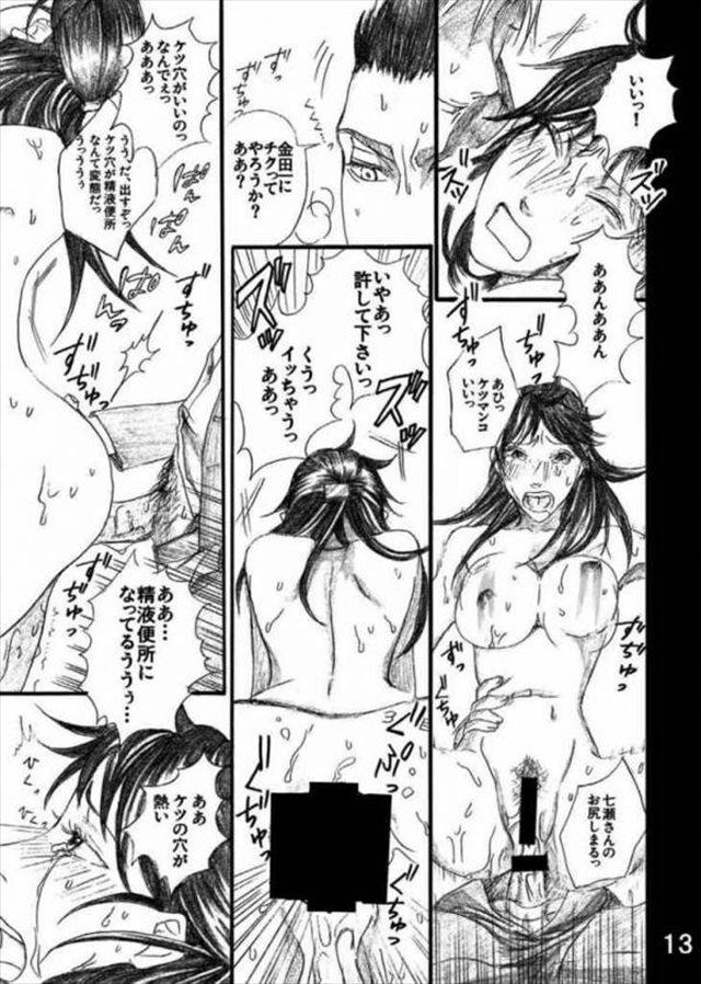 金田一少年の事件簿 エロマンガ・同人誌12012