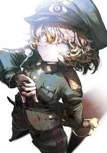 【幼女戦記 エロマンガ同人誌】幼い少女のターニャ・デグレチャフが帝国軍魔導士として活躍する作品
