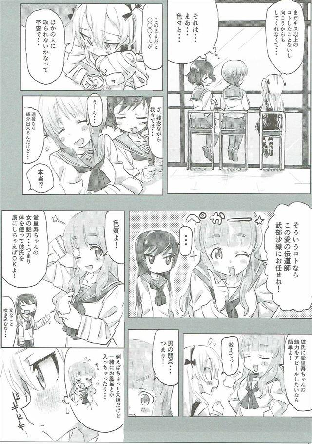 ガルパン のエロ漫画18枚目
