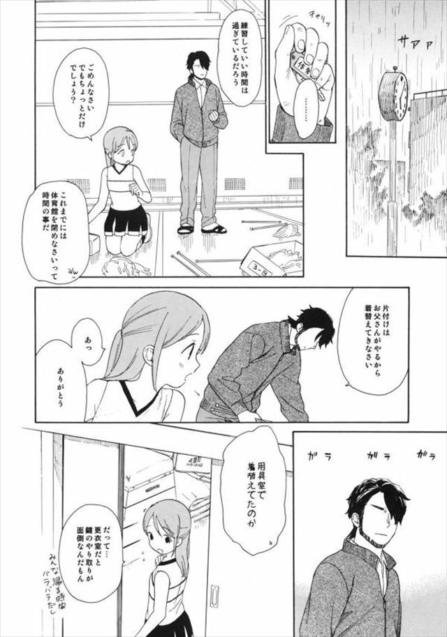イナズマイレブンのエロ漫画5枚目