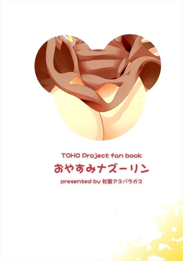 東方Projectのエロ漫画3枚目
