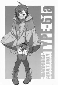【エロ漫画 ID:INVADED】連続殺人や連続レイプは井戸の中や二次元の世界だけで楽しもう!小春が分娩台や公衆便所で肉便器だよ♡